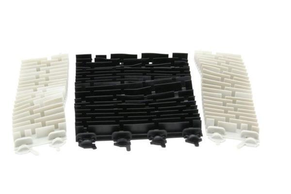 Ensemble de brosse de PVC, 5 pcs - 71180